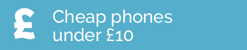 Cheap phones under £10