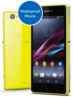 Sony Xperia Z1 Compact deals