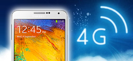 O2 4g contracts on the Samsung Galaxy Note 3