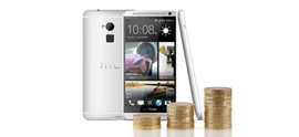 Cheap HTC One M8 pay monthly contracts