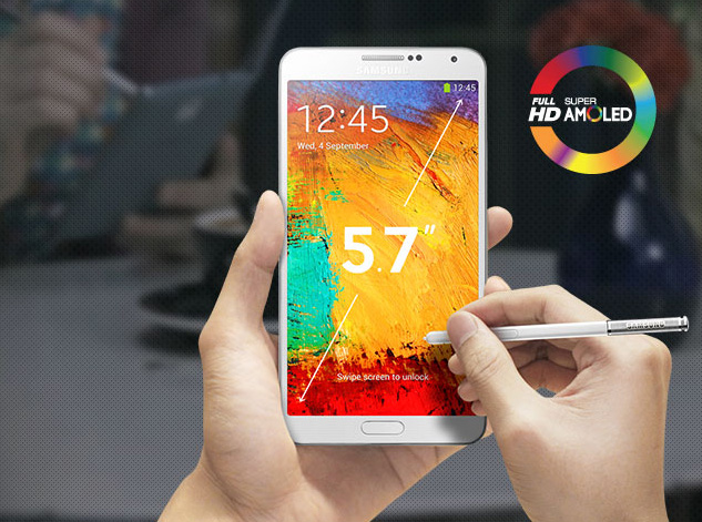 Galaxy Note 3 deals