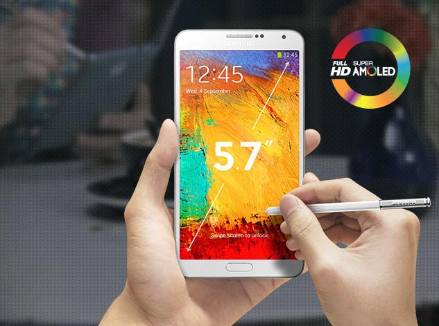 Galaxy Note 3 deals