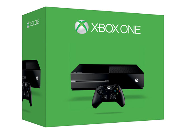 Xbox One with contract mobile phones
