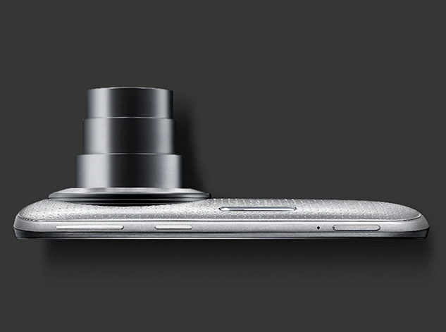 Optical Lens design of the Galaxy K Zoom