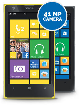 Nokia Lumia 1020 Deals