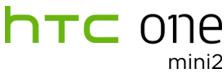 HTC mini 2 logo