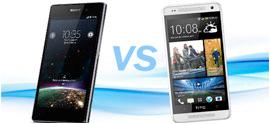 Sony Xperia Z2 vs HTC One Plus