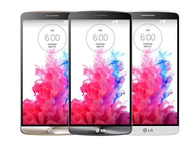 LG G3 price - premium design
