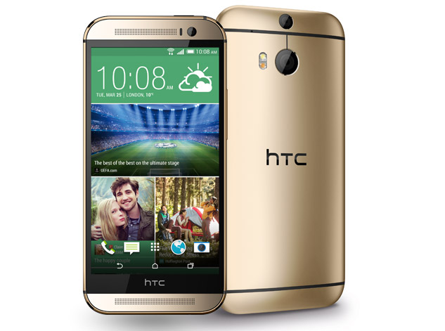 HTC One Plus premium design