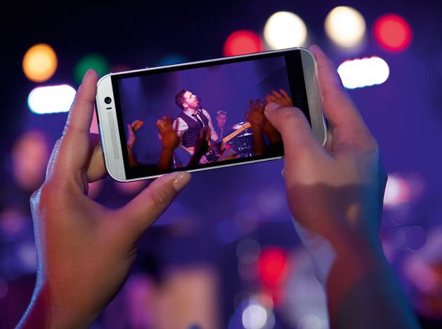 HTC One M8 Ultrapixel camera