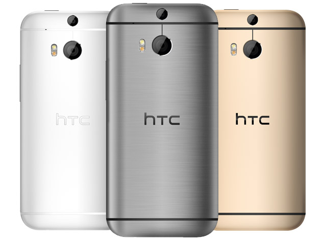HTC One M8 Motion Launch