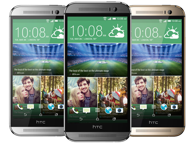 M8 smartphone deals