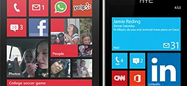 Nokia Lumia 1320 apps