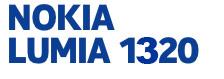 Nokia Lumia 1320 logo