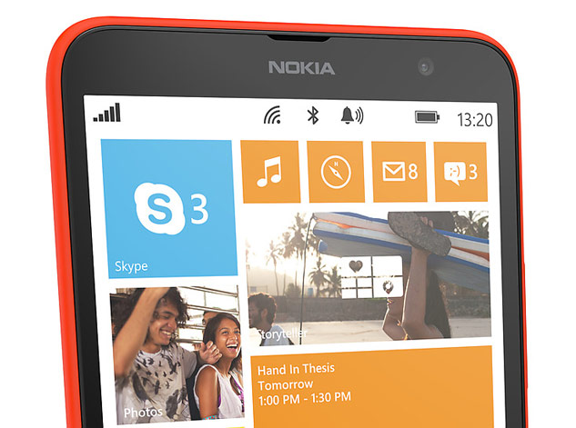 nokia lumia 1320 phablet business phone