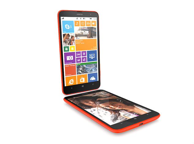 Nokia Lumia 1320 screen size