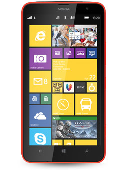 Cheap Nokia Lumia 1320 Contracts