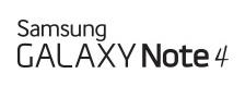 Note 4 logo