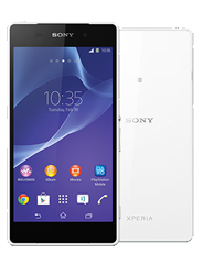 handset image of Sony Xperia Z2 design