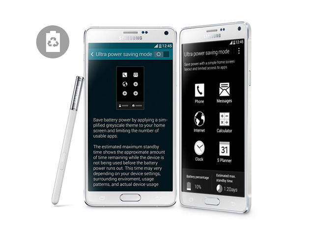 note 4 powerful processor