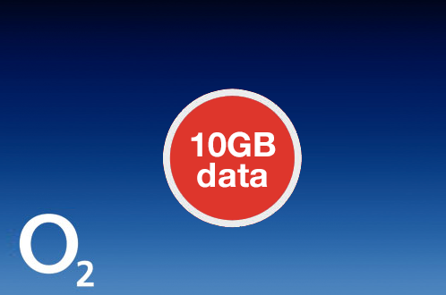 unlimited 4G data plans on O2
