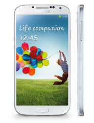 Samsung Galaxy S4 contracts