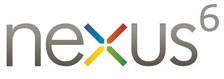 Official Google Nexus 6 logo
