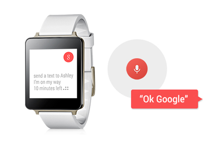 LG G Watch - Android Wear