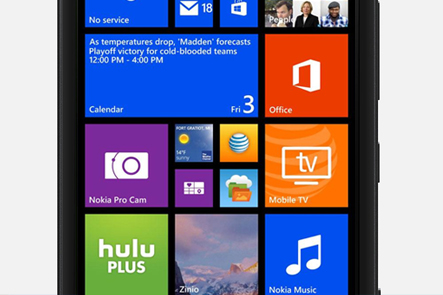 Live Tiles on Windows Phone 8
