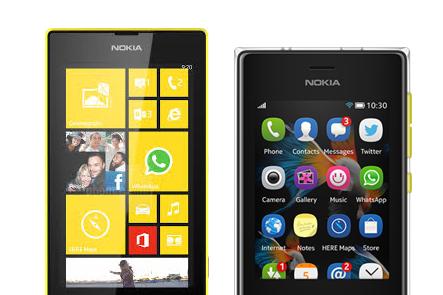 Budget Nokia smartphones