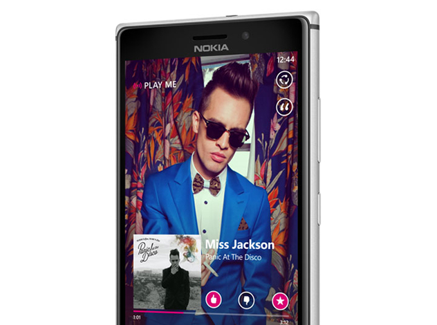 Play Me on Nokia Mix Radio.