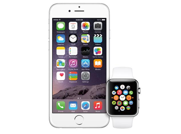 Apple wearable tech