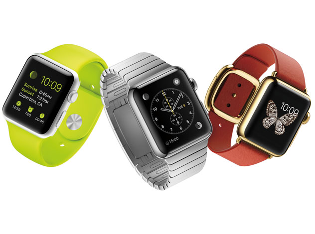Apple smartwatch design