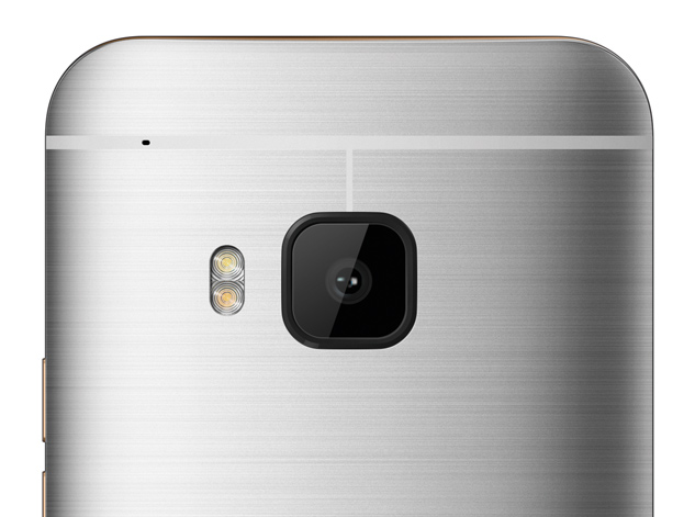 HTC One M9 20.7 megapixel camera