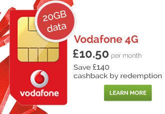 Vodafone Sim Only