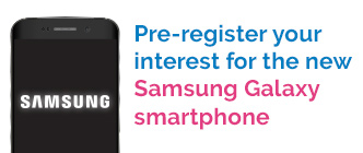 Samsung Galaxy S7 Pre Registration
