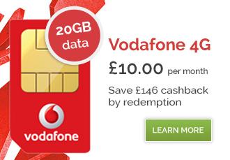 Vodafone 20GB Sim