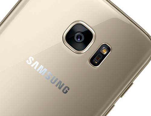 Samsung Galaxy S7 and Galaxy S7 camera