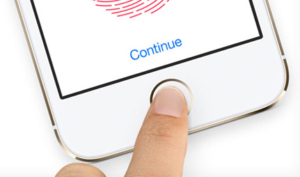 iphone 6 plus finger security