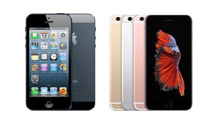 Upgrade Phones