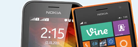 Nokia mobile phone contracts