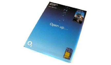 O2 SIM only