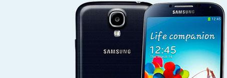 Refurbished Samsung Galaxy Phone