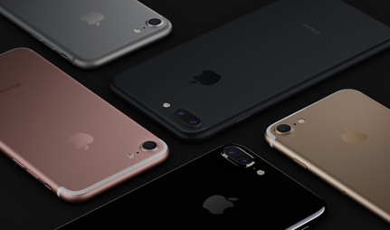 Apple iPhone 7 Plus features