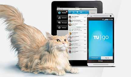 TU go app