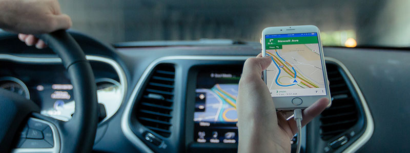 Smartphone SOS - GPS Trackers