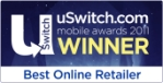 uSwitch award winner