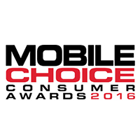 Mobile Choice Consumer Awards Online Retailer Winner 2016