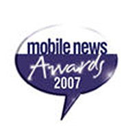 Mobile News Awards Mobile Reseller of the Year Winner 2007