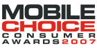 Mobile Choice award winner
